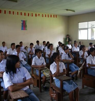 Ambonstad Schoolklas middelbare school
