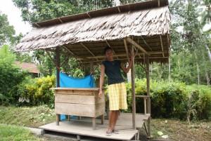 Kairatu verkoop maaltijden