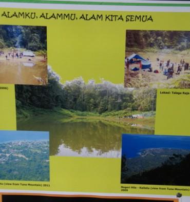 Kaitetu Hatupala Natuurbehoud - Acties