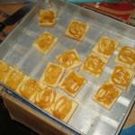 Droge koeken bakkerij filiaal Passo