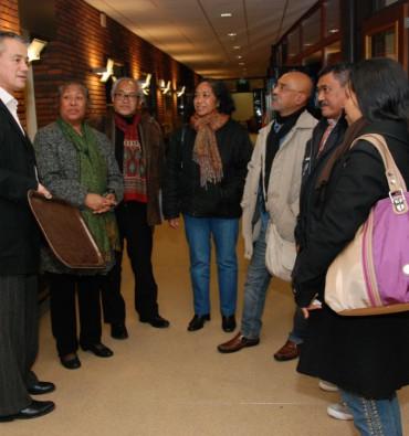 Uitwisseling SZR Tiel Bezoek Rumah Maluku 2012jpg